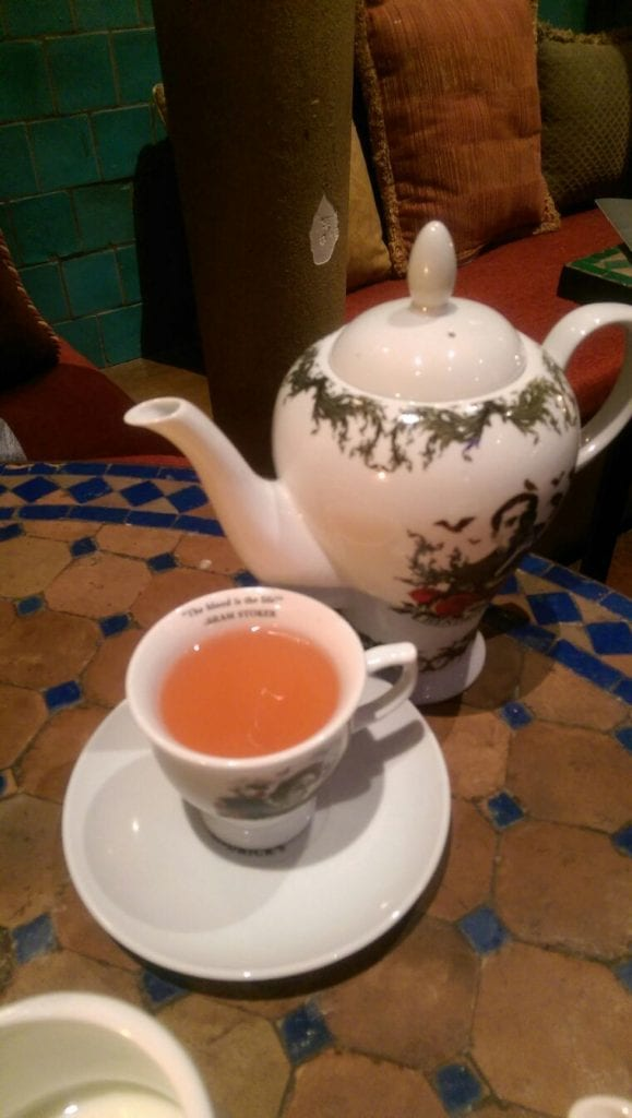 Arta Spanish afternoon tea Glasgow