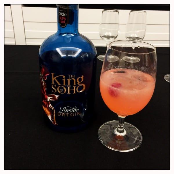 malmaison gin event hi spirits glasgow