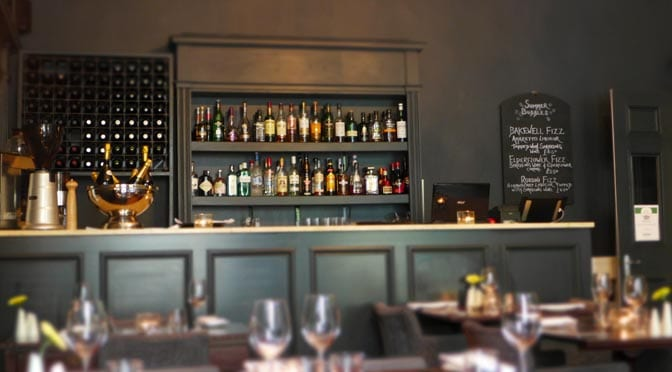 No 11 Brunswick St - Brasserie bar