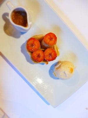 the_Stockbridge_restaurant_banana_tart_tartin