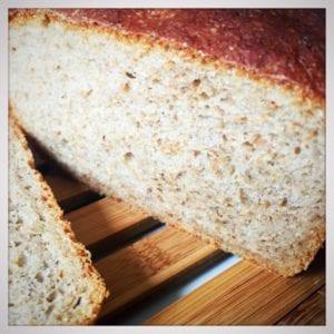Bread baking home recipe