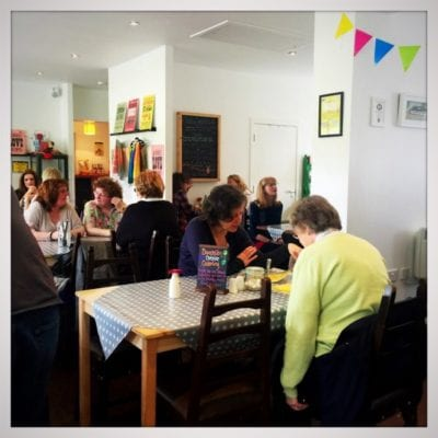 Dandelion cafe Glasgow