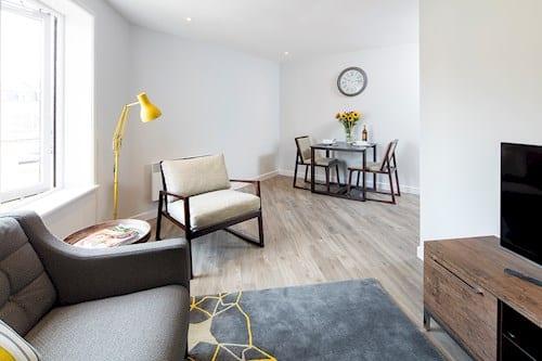 Saco apartments bath accommodation