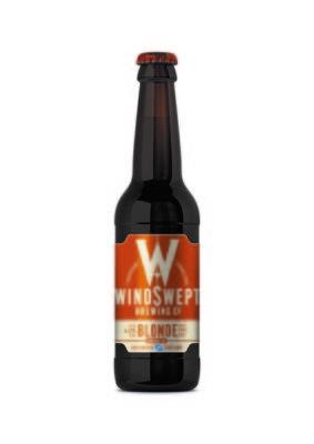 Windswept beer golf Scottish open