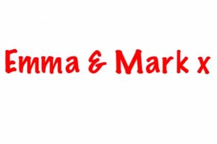Emma mark signature