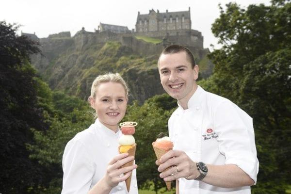 Foodie festival Edinburgh launch