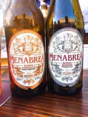 Contini menabrea beer Edinburgh festival pop up