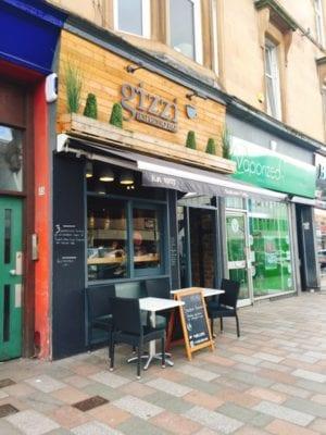 Gizzi's Shawlands Southside Glasgow