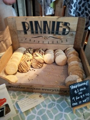 pinnies shortbread