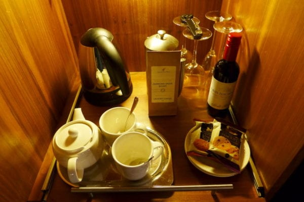 Jesmond Dene House hotel - home roasted coffee