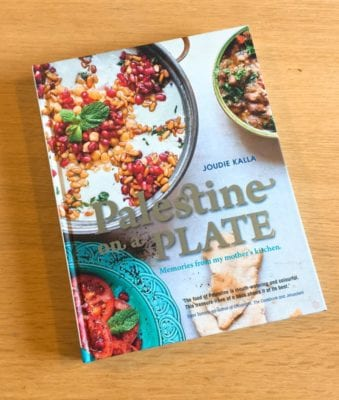 Palestine on a plate book review