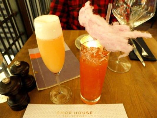 Chop House Market Street - Cocktails