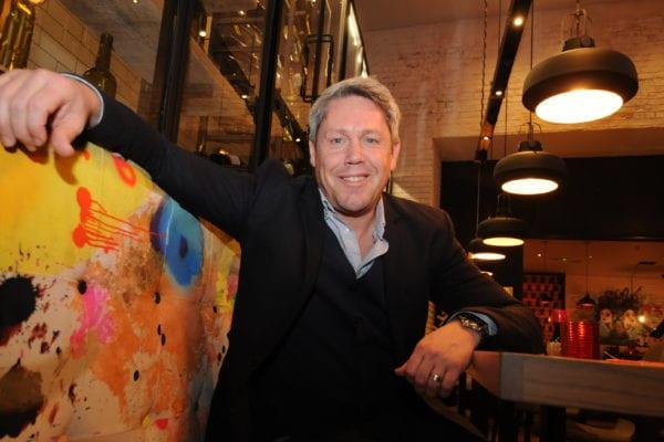 BGF invests in Bar Soba. MD Brad Stevens