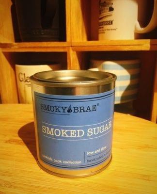 Smoky Brae smoked brown sugar cookies