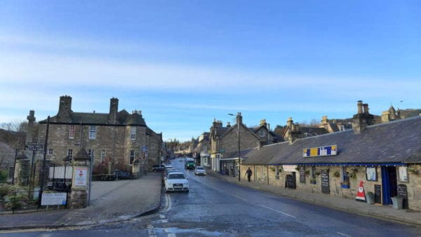 Pitlochry - Atholl Road