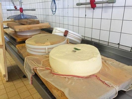 Rupp smoked cheese Austria