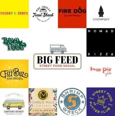 Big feed glasgow food event