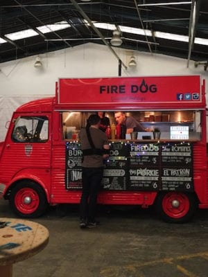 Big Feed Fire Dog