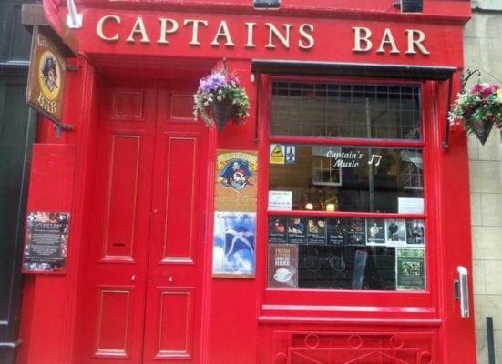 Captain's Bar Edinburgh