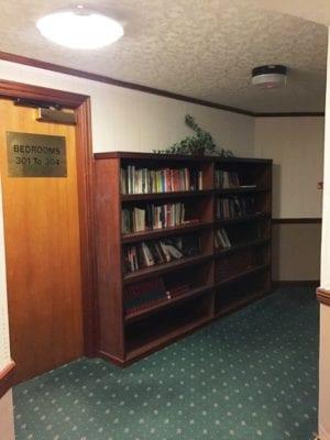 Lerwick hotel Shetland library review