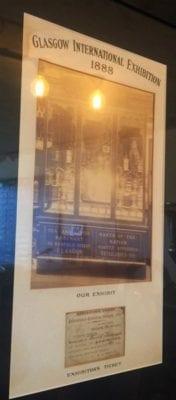 thomsons coffee 1888 international exhibition