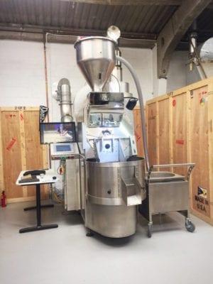 thomsons coffee new machine