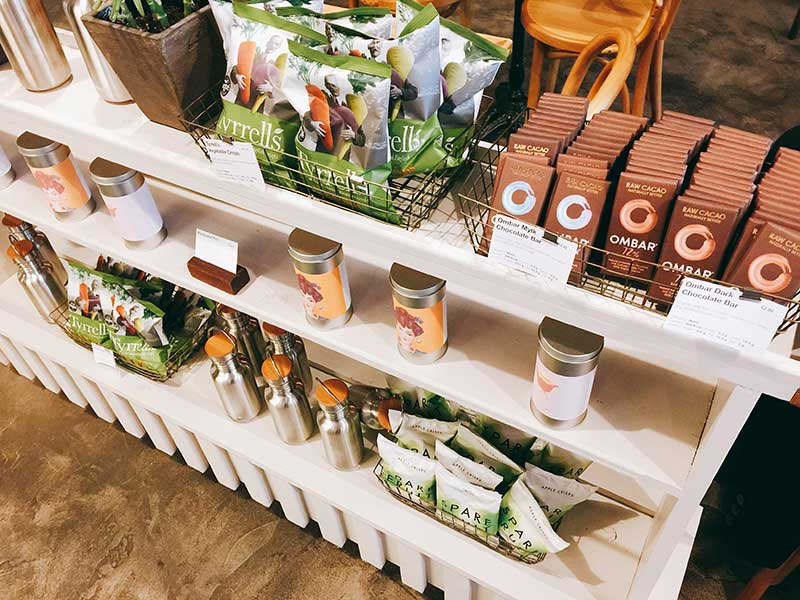 Farmstand London - ambient produce
