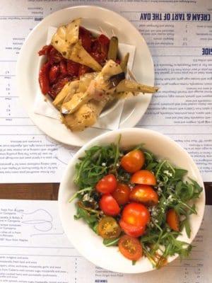 paesano pizza glasgow food blog foodie explorers sides