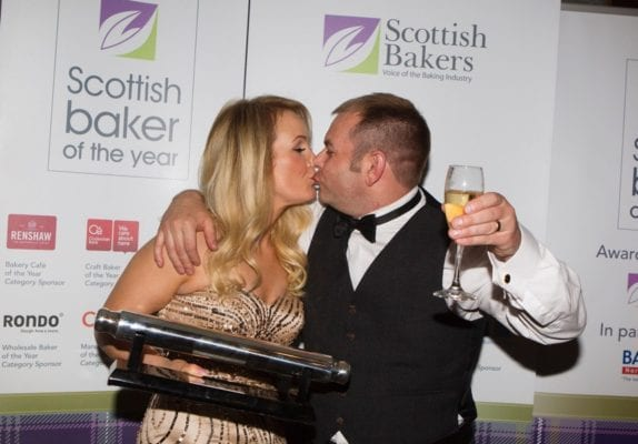 Scottish Baker of the Year award Reid's of Caithness foodie explorers glasgow blog