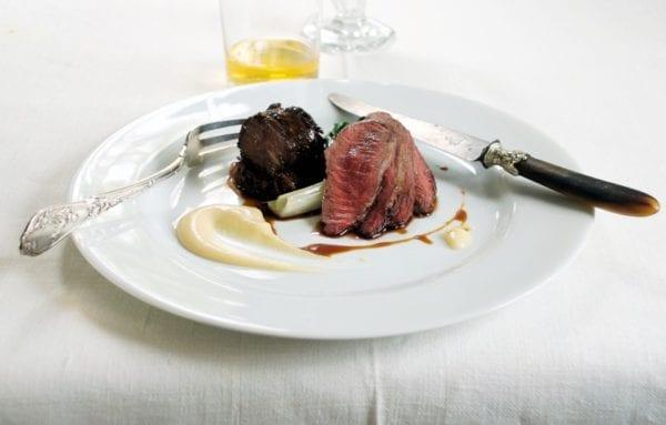 Edinburgh food festival tom Lewis monachyle mhor