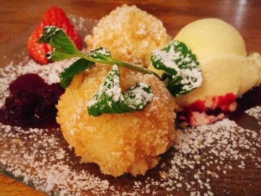 Glasgow food travel blog wohlfahrts wirthaus Berlin Foodie explorers