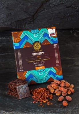 Whisky Nibs scotland food and drink excellence awards