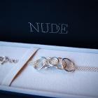 Contemporary Handmade Jewellery by Nude Jewellery