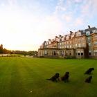 Gleneagles Hotel, Perthshire, Scotland Review