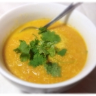 Recipe: Carrot, Ginger and Coconut Soup