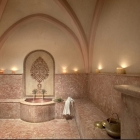 When in Morocco...we try out a Hammam at La Sultana