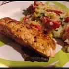 Recipe: Malawi Sauce Salmon