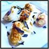Recipe: Langoustine with Potato puree and Soured Cream