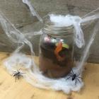 Recipe: Worms in Soil
