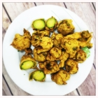 Recipe: Brussels Sprouts Pakora