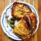 Recipe: Croque Monsieur, The BEST Ham n Cheese Toastie