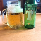 Drink Review: Gluten Free Tennents Lager