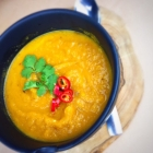 Recipe: Thai Pumpkin Soup #PumpkinRescue