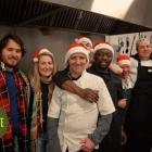 Social Bite and Itison Homeless Christmas Dinner Fundraiser