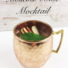 Recipe: Dry January Moscow Mule Mocktail