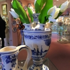 Travel: Finding out about Delft pottery
