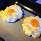 Recipe: Cloud Eggs how to make them