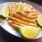 Recipe: Courgette (Zucchini) Fritters
