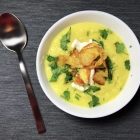 Recipe: Spiced Parsnip and Apple Soup