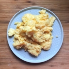 Recipe: The best scrambled eggs